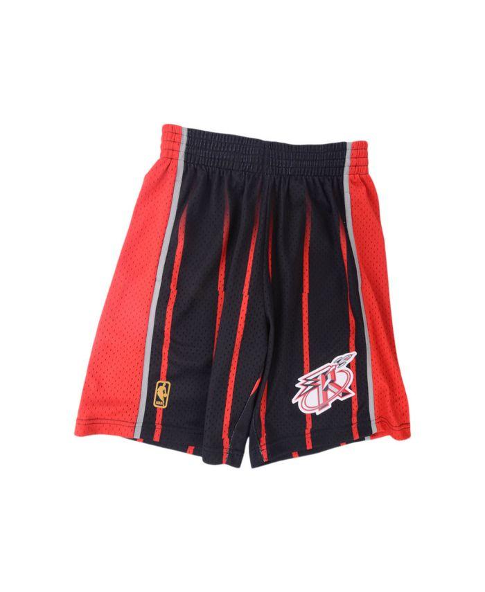 Mitchell & Ness Men's Houston Rockets Reload Collection Swingman Shorts & Reviews - Sports Fan Shop By Lids - Men - Macy's