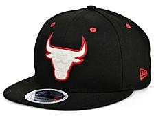 Chicago Bulls Color Fade 9FIFTY Cap