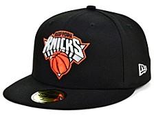 New York Knicks Court Banner 59FIFTY Cap
