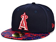 Los Angeles Angels Star Viz 59FIFTY Cap