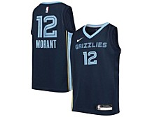 Memphis Grizzlies Youth Icon Swingman Jersey Ja Morant
