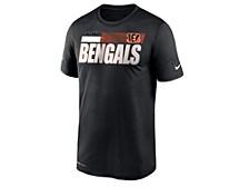 Cincinnati Bengals Men's Legend Sideline T-Shirt