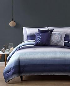 Cypress 10 Piece Comforter Set, King