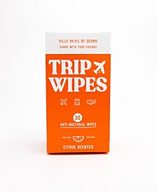 Pack Of 30 Individual Hand-Sanitizing Wipes -- Comparable Value $19.99