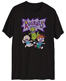 Young Men's Rugrats the Great Chase Graphic T-shirt