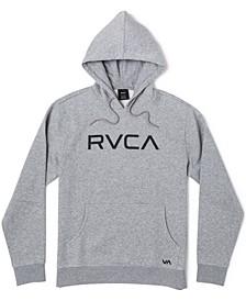 Mens Big RVCA Hoodie