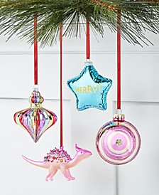 Merry & Brightest Ornament, Created for Macy's