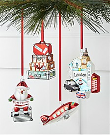 Travel Ornament Collection, Created for Macy's