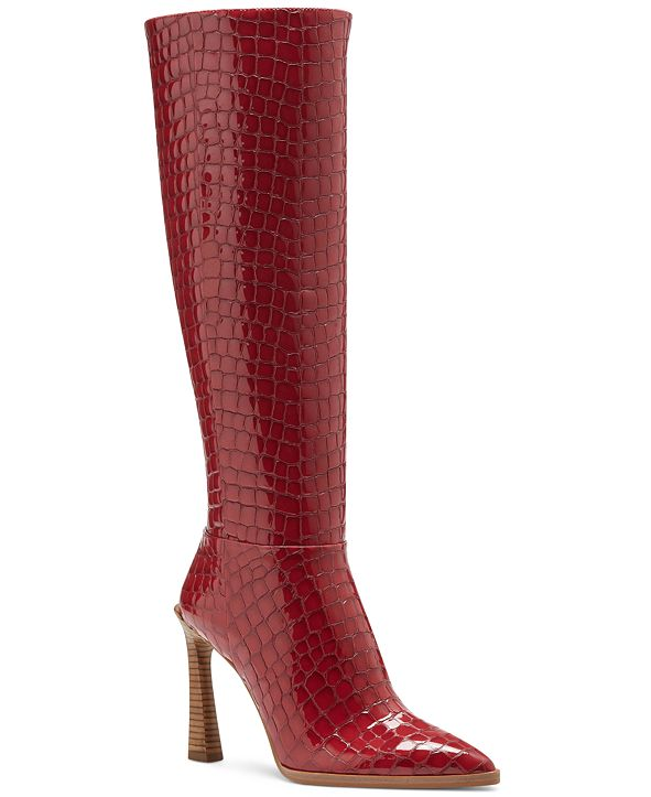Vince Camuto Women's Pelsna Island Stiletto Boots