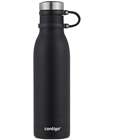 Couture Thermalock 20-Oz. Vacuum-Insulated Stainless Steel Water Bottle