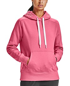 Women's Rival Fleece Logo Hoodie