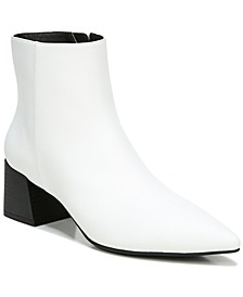 Women's Brrett Pointed-Toe Booties, Created for Macy's