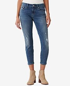Low-Rise Lolita Skinny Jeans