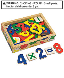 Melissa and Doug Kids Toy, Magnetic Wooden Numbers
