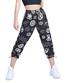 Long Printed Active Pants