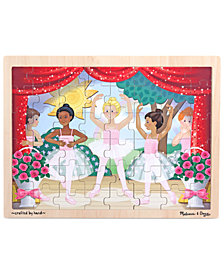 Melissa and Doug Kids Toy, Ballet Performance 48-Piece Jigsaw Puzzle
