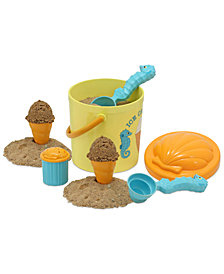 Melissa and Doug Kids Toy, Speck Seahorse Sand Ice Cream Set