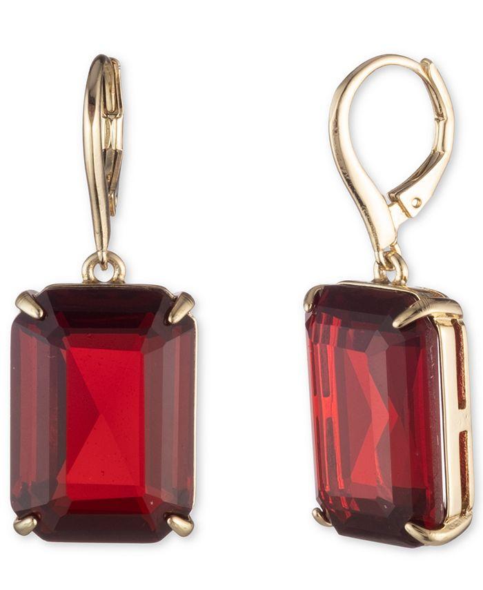 Lauren Ralph Lauren - Stone Square Drop Earrings