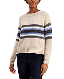 Ravello Wool Striped Sweater