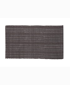 "Woolen Silk Rib 24"" x 36"" Accent Rug"