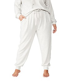 Trendy Plus Size Super Soft Slim Fit Pants