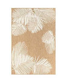 "Carmel Palm 4'10"" x 7'6"" Area Rug"