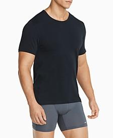 Men's 2-Pack Luxe Cotton Modal Crewneck Undershirts