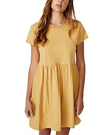Tina Baby Doll T-shirt Dress