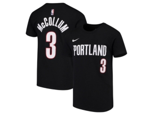 Nike Portland Trail Blazers Youth Icon Name and Number T-Shirt C.J. McCollum
