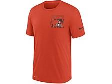Cleveland Browns Men's Dri-Fit Cotton Facility T-shirt