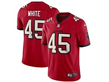 Tampa Bay Buccaneers Devin White Men's Game Jersey
