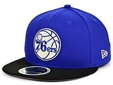 Philadelphia 76ers Color Fade 59FIFTY Cap