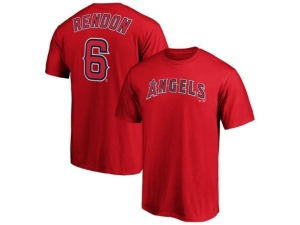 Nike Los Angeles Angels Men's Name and Number Player T-Shirt Anthony Rendon