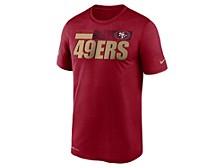 San Francisco 49ers Men's Legend Sideline T-Shirt