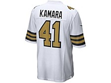 Men's New Orleans Saints Game Jersey Alvin Kamara