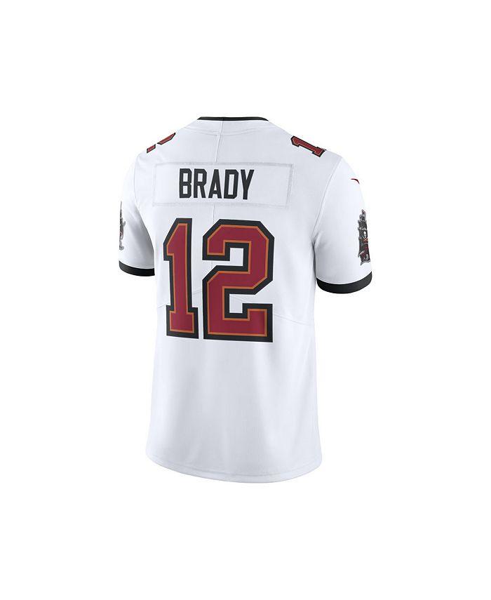 Men's Tampa Bay Buccaneers Vapor Untouchable Limited Jersey Tom Brady