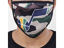 Utah Jazz 2pack Face Mask