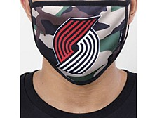 Portland Trail Blazers 2pack Face Mask