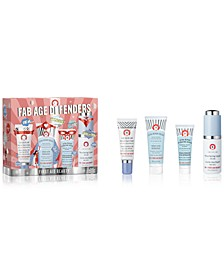 4-Pc. FAB Age Defenders Set
