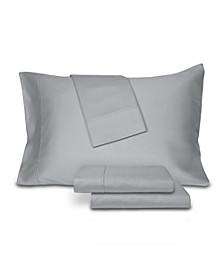 Ultra Lux Cotton 4 Pc. Queen Sheet Set, 800 Thread Count