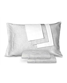 Collier Campbell 6 Pc King Sheet Set, 300 Thread Count Cotton Blend