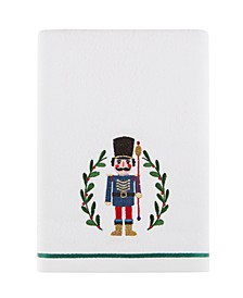 "Nutcracker 27"" x 50"" Bath Towel, Created for Macy's"