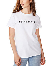 COTTON ON Classic Friends Logo T-Shirt