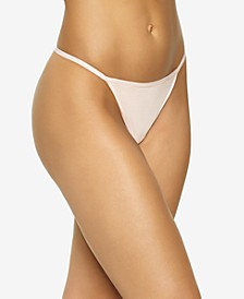 Blissful Super Stretchy G-String, Pack of 3