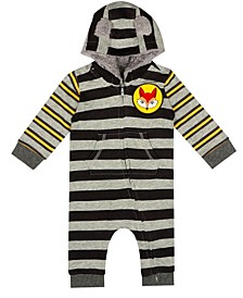 Earth Organic Baby Boy 1-Piece Tyler Coverall