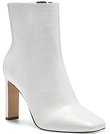 I.N.C. Women's Viana Dress Booties, Created for Macy's