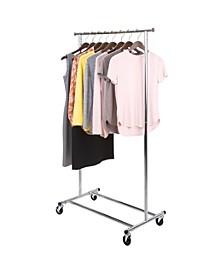 Garment Rack with Wheels