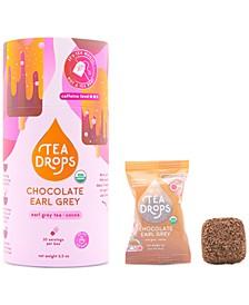 Chocolate Earl Grey Tea Drops