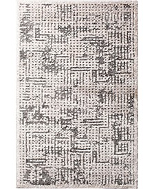 "Urban Exposure Mondamin Silver5' x 7'6"" Area Rug"