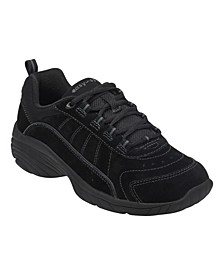 Women's Punter Almond Toe Sneaker